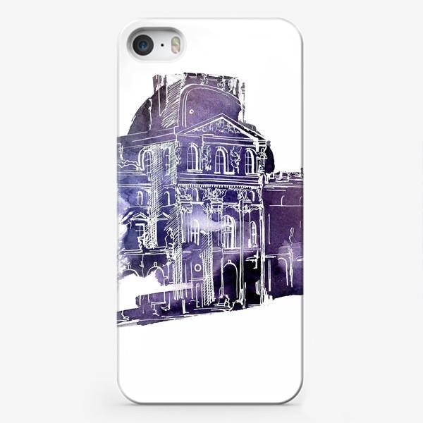 Чехол iPhone «Paris»