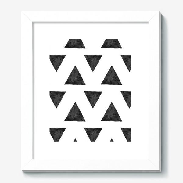 Картина «Pattern Triangles »