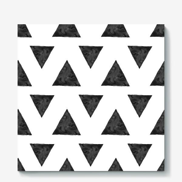 Холст «Pattern Triangles »