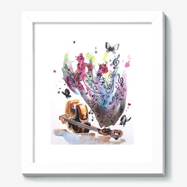 Картина «Душа поет»