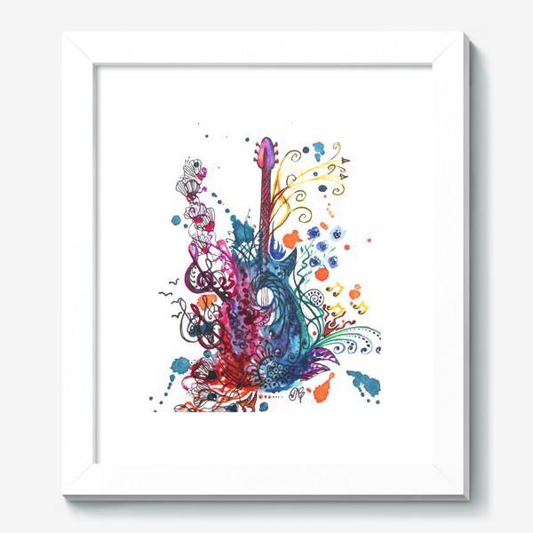 Картина «Музыкальная весна»