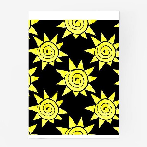Постер «Sun Pattern»
