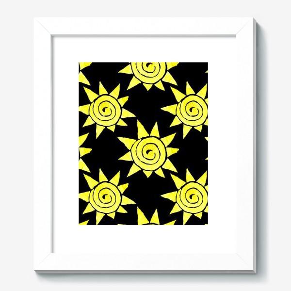 Картина «Sun Pattern»