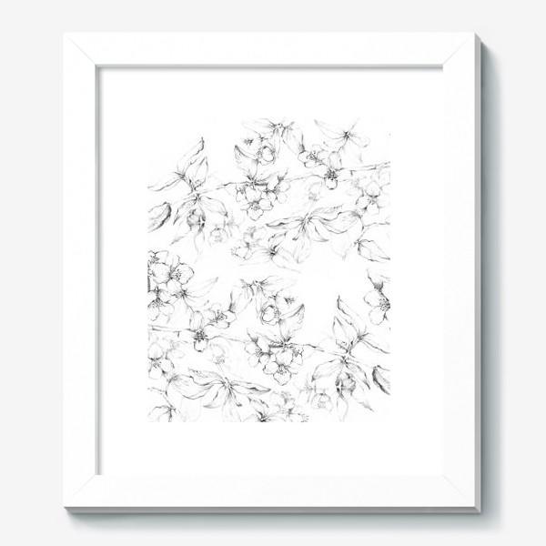 Картина «Apple blossom»