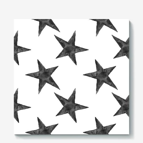 Холст «Stars Pattern»