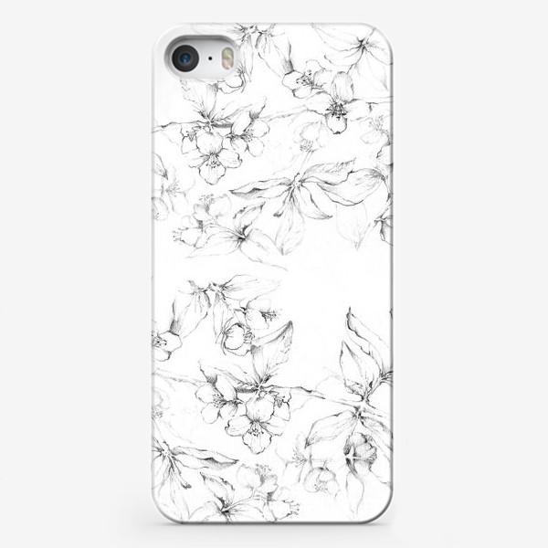 Чехол iPhone «Apple blossom»