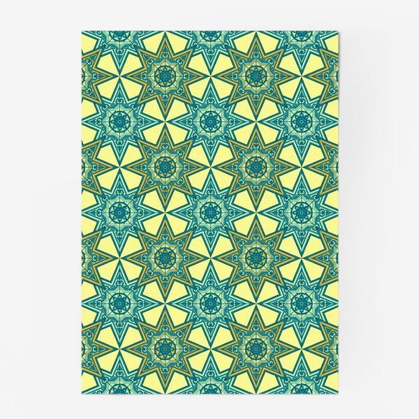 Постер «Марокканская плитка»