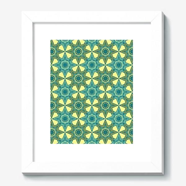 Картина «Марокканская плитка»