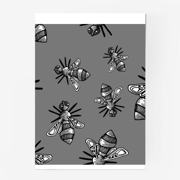 Постер «Bees»