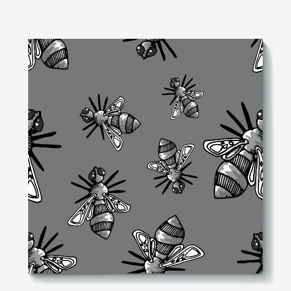 Холст «Bees»