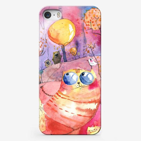 Чехол iPhone «Август»