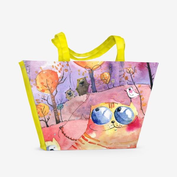 Пляжная сумка «Август»