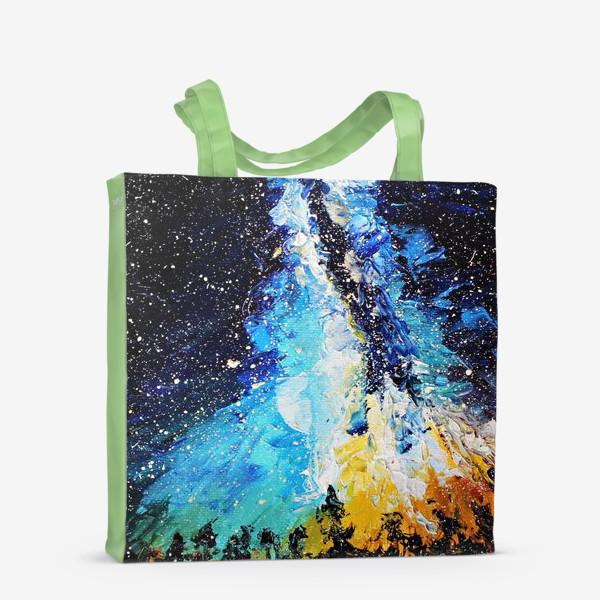 Сумка-шоппер «Млечный путь»