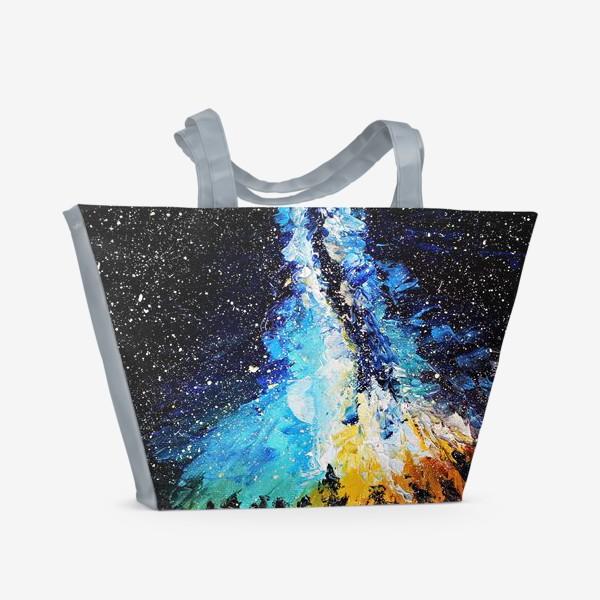 Пляжная сумка «Млечный путь»