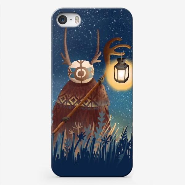 Чехол iPhone «Дух полуночи»