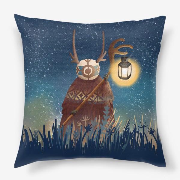 Подушка «Дух полуночи»