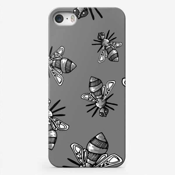 Чехол iPhone «Bees»