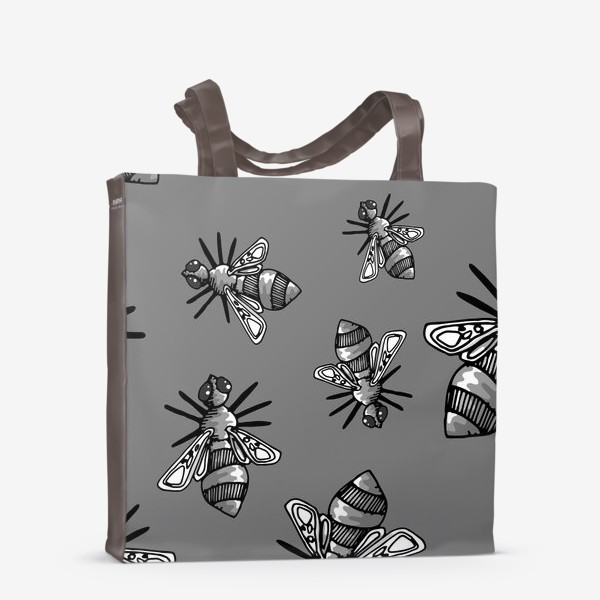 Сумка-шоппер «Bees»