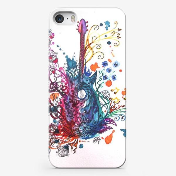 Чехол iPhone «Музыкальная весна»