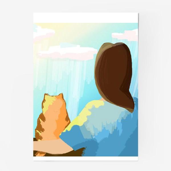 Постер «Верные друзья»