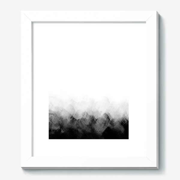 Картина «Акварельный монохром»