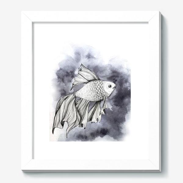 Картина «Рыбка»