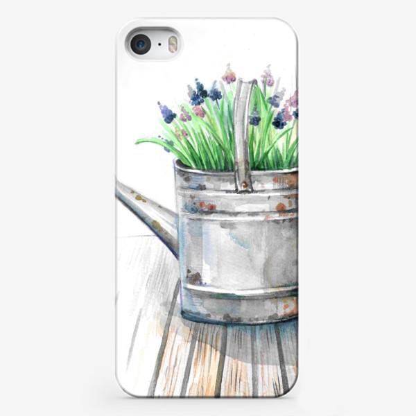Чехол iPhone «Старая лейка»