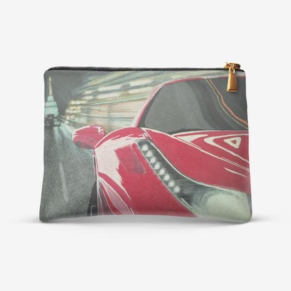 Косметичка «Ferrari 458.»