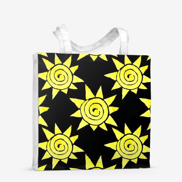 Сумка-шоппер «Sun Pattern»