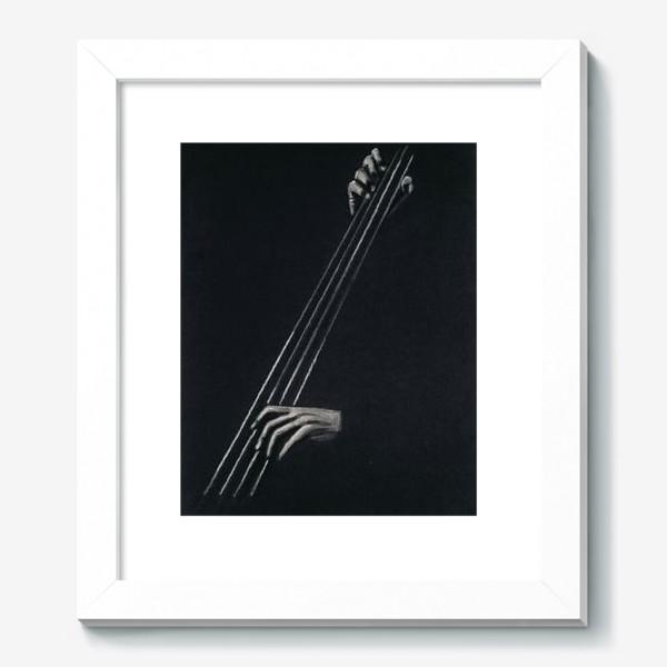 Картина «Музыкант»