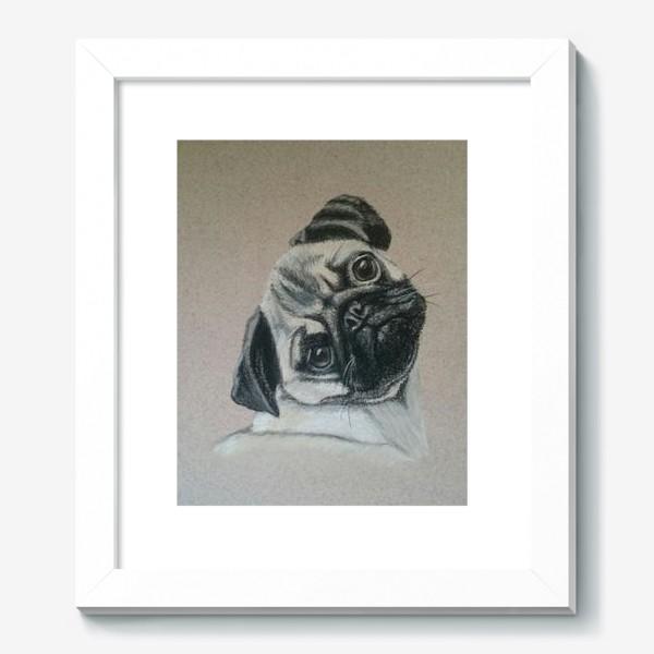 Картина «Мопс»