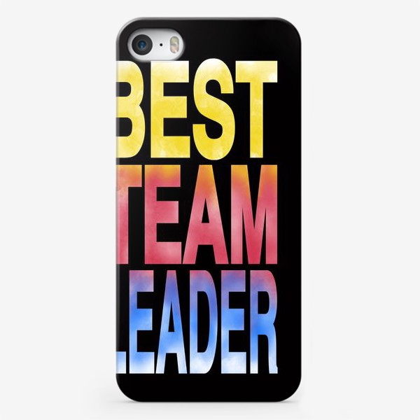 Чехол iPhone «leader»
