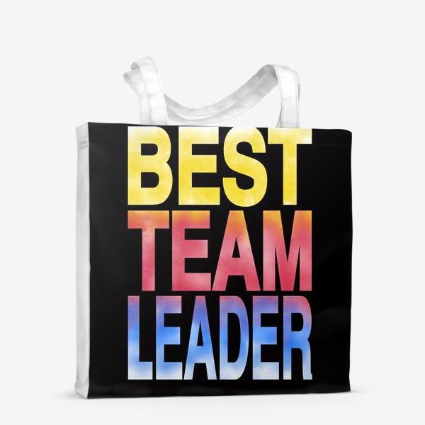 Сумка-шоппер «leader»