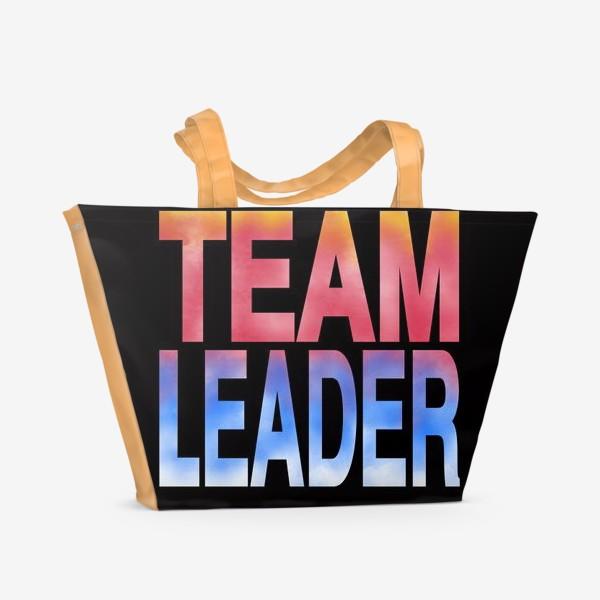 Пляжная сумка «leader»