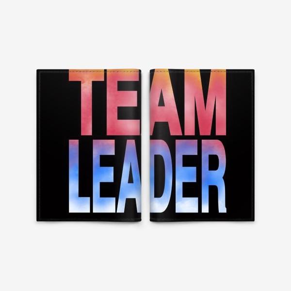 Обложка для паспорта «leader»