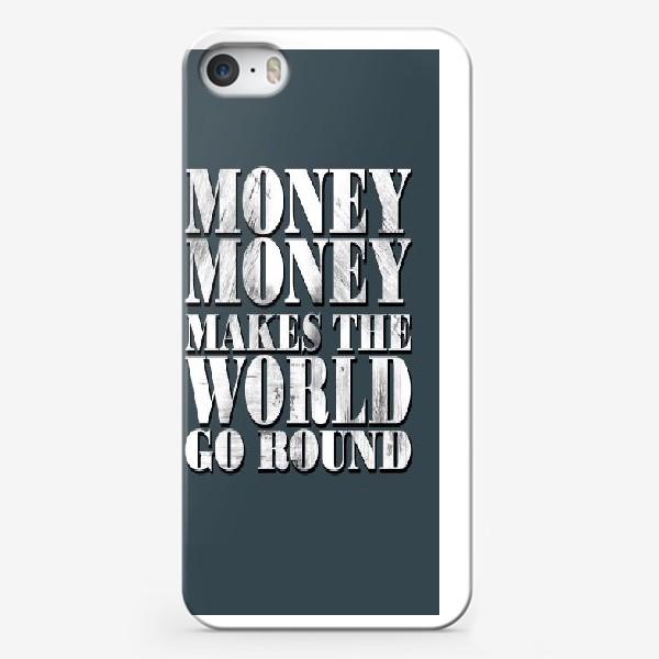 Чехол iPhone «money»