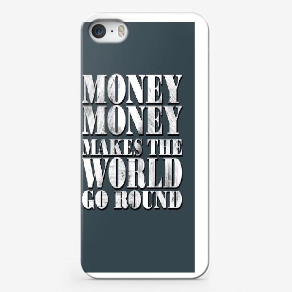 Чехол iPhone «money»