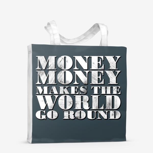 Сумка-шоппер «money»