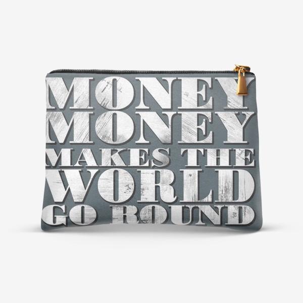 Косметичка «money»