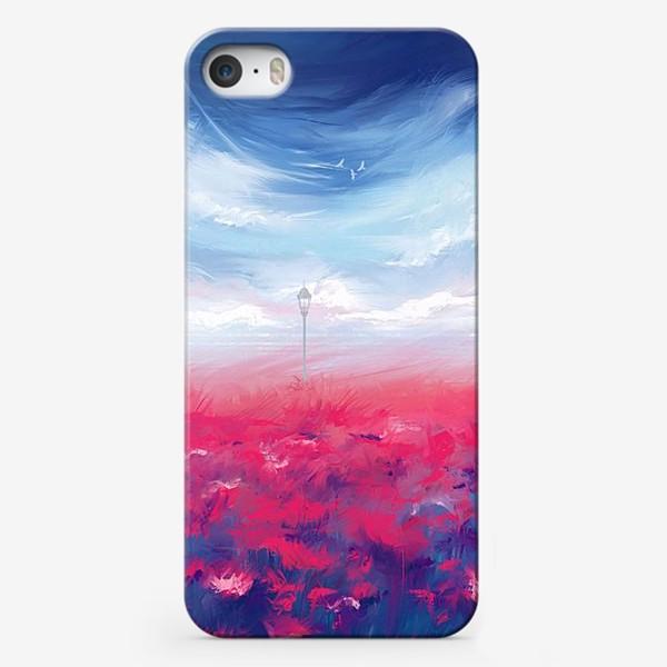Чехол iPhone « Одиночество»