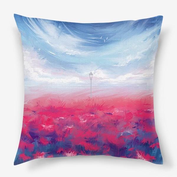 Подушка « Одиночество»