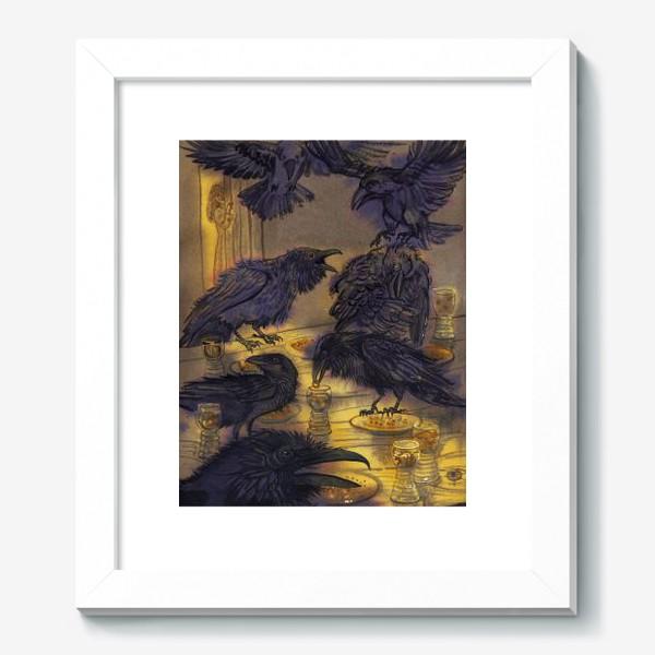 Картина «Семь воронов.»