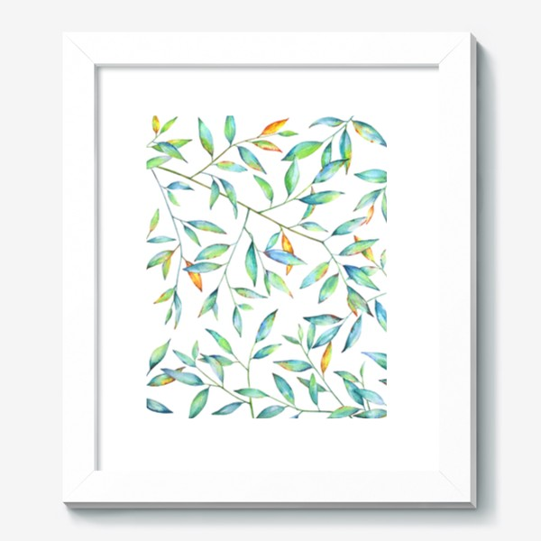 Картина «Весенняя листва»