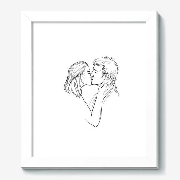 Картина «Целую»