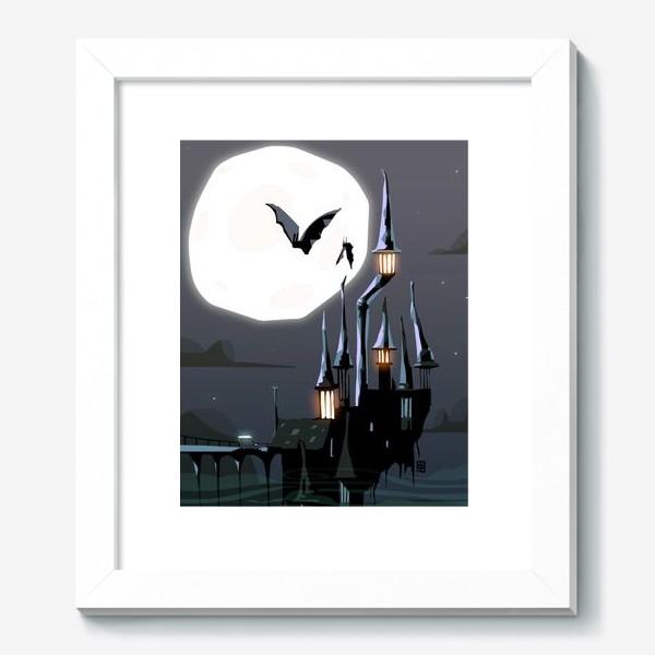 Картина «Замок Дракулы»