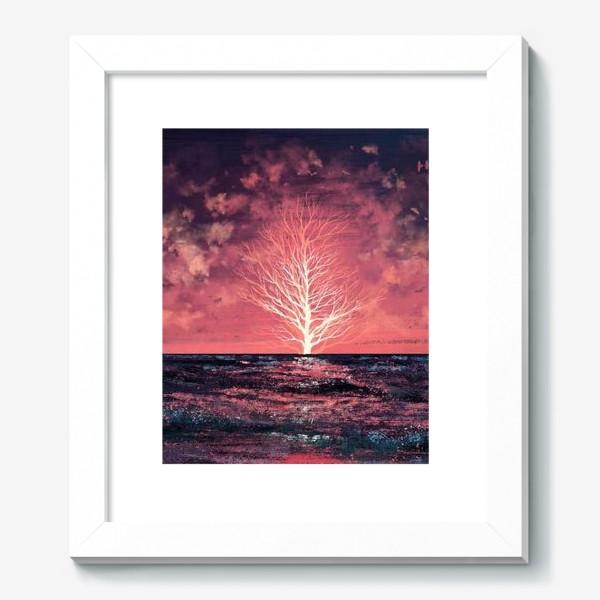 Картина «Где-то в океане»