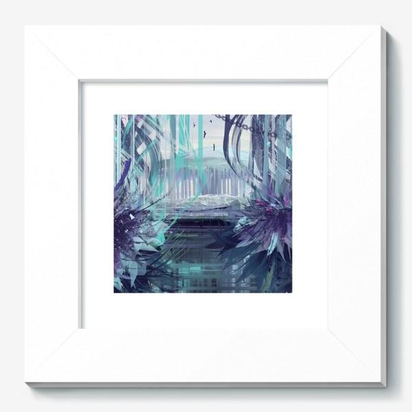 Картина «Синие сны»