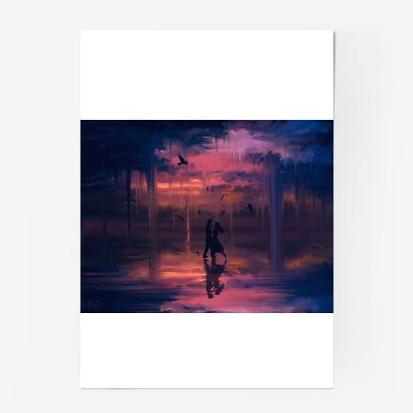 Постер «Тающее небо»