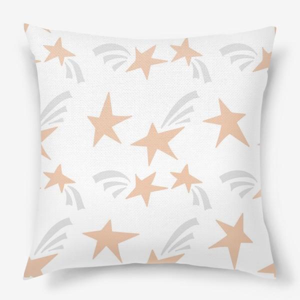 Подушка «Stars Pink»