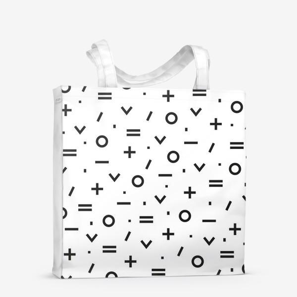 Сумка-шоппер « Geometric pattern»